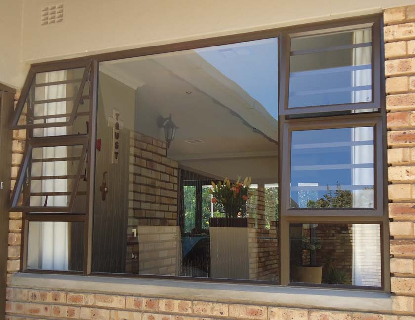 Aluminium Window Frames In Modern Architecture | Aluminium Doors and ...